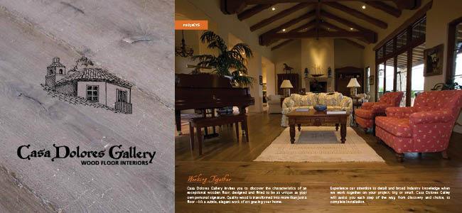 Casa Dolores Gallery - Sales Brochure