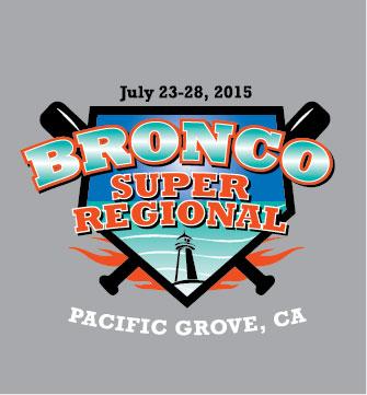 Pacific Grove Bronco Baseball