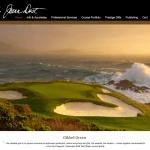 Joann Dost Fine Art Golf Photography Website