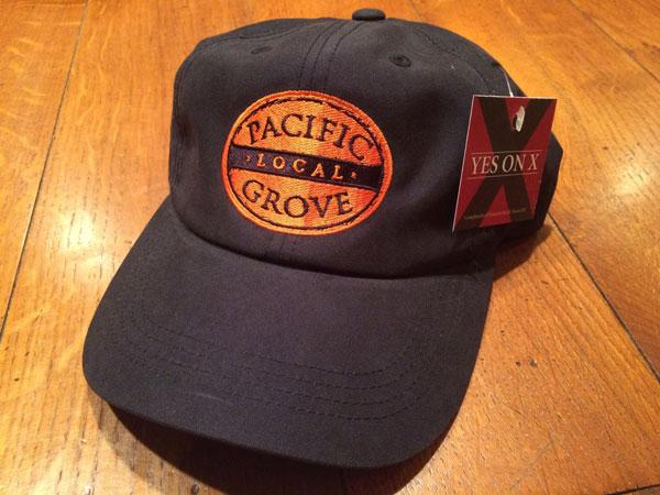 """""""Pacific Grove Local"""" Logo"""