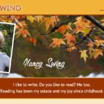Nancy Swing Website