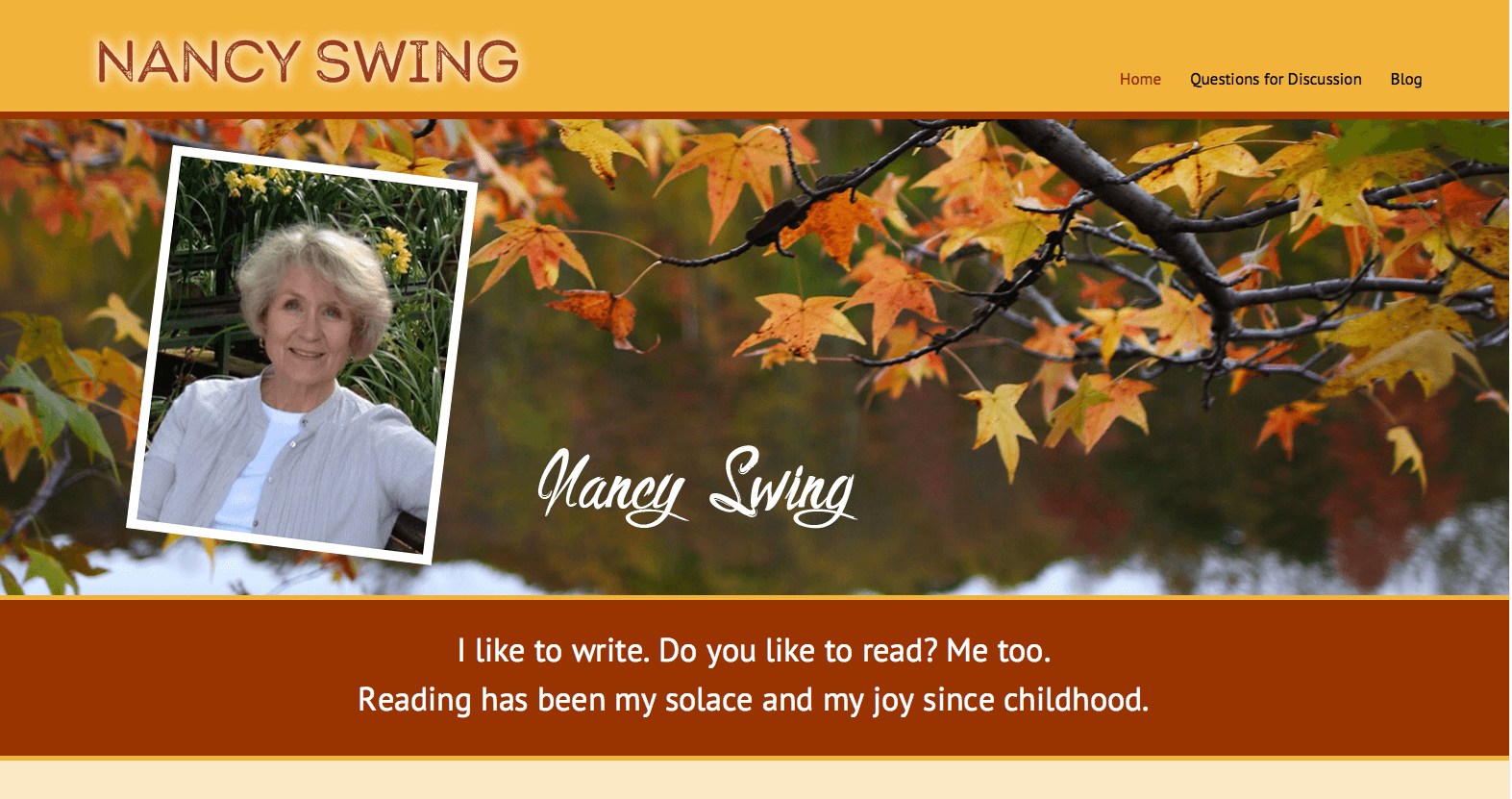 Nancy Swing