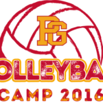 Pacific Grove High School Volleyball Camp T-shirt Design