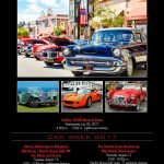 Pacific Grove Auto Celebrations Poster