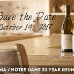 Palma / Notre Dame 30th Class Reunion at Paraiso Vineyards