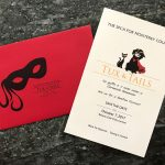 Monterey County SPCA Tux & Tails Fundraiser Invitation