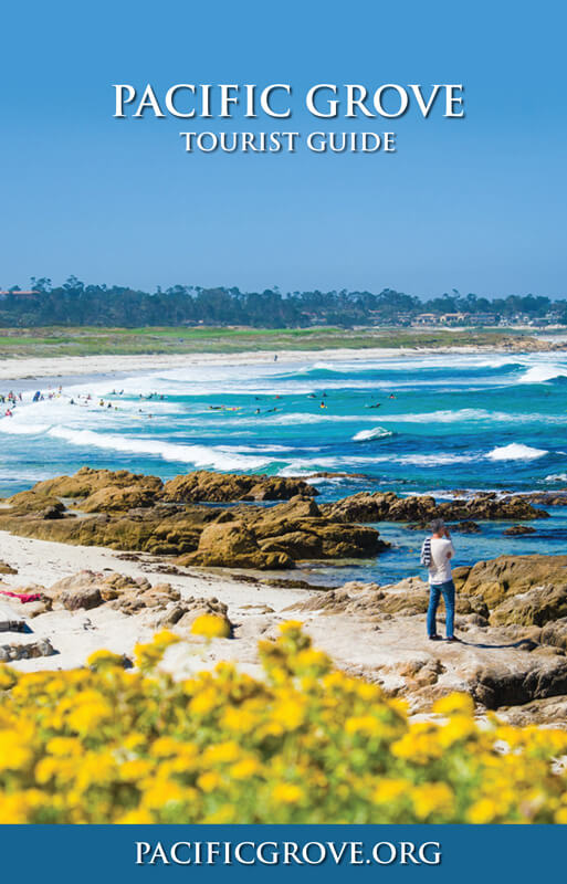 Pacific Grove Chamber of Commerce Tourist Info Guide