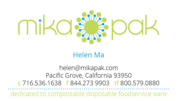 Mikapak Business Card