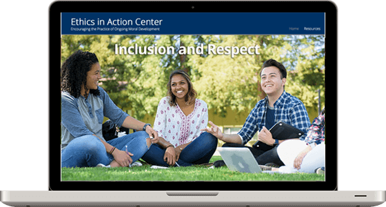 Ethics in Action Center