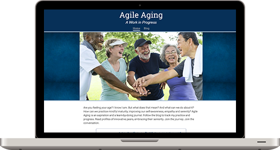 Agile Aging - Monterey Web Design