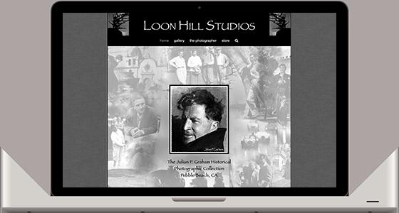 Loon Hill Studios - Monterey Web Design