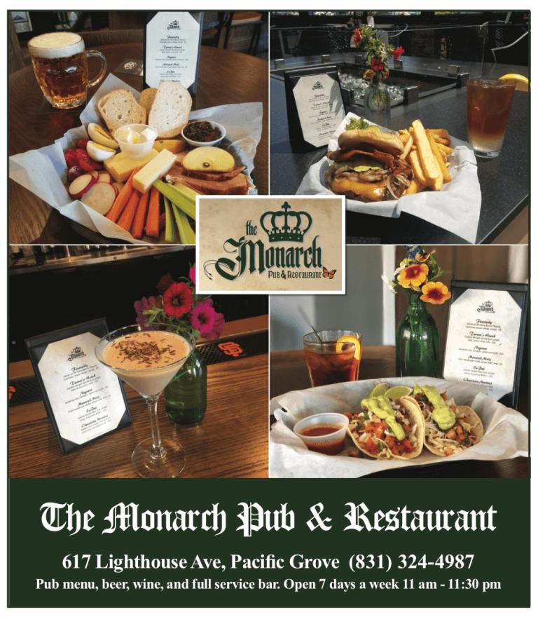 Monarch Pub Ad