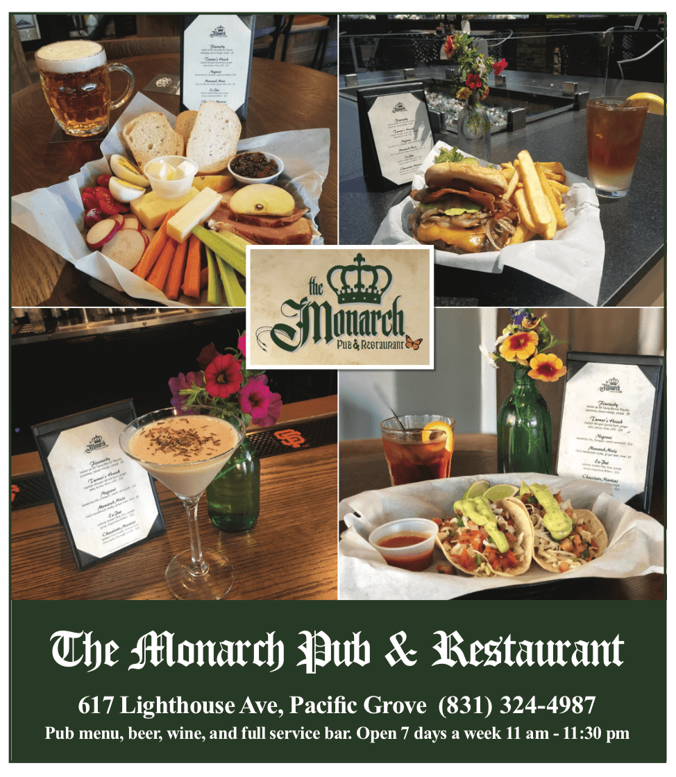 Monarch Pub Ad