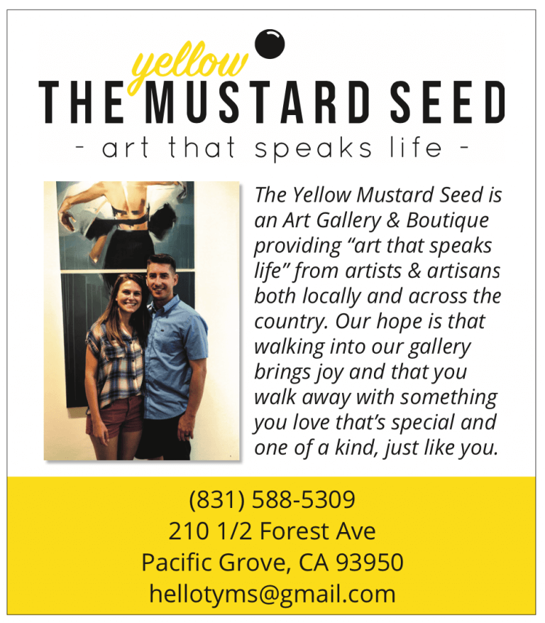 The Yellow Mustard Seed