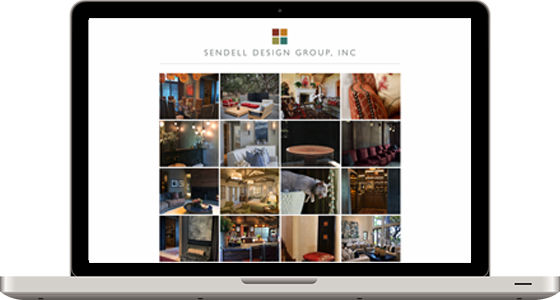 Sendell Design Group Website - Monterey Web Design