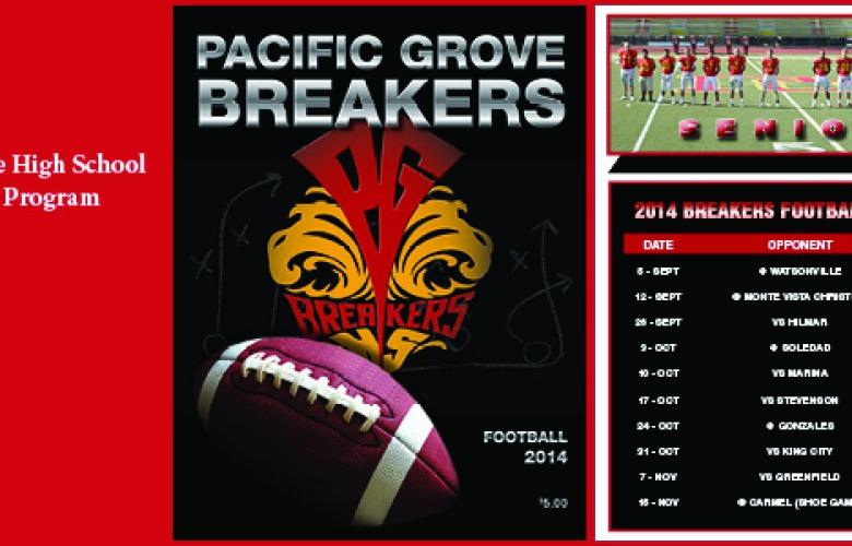 Pacific Grove High School Football Program