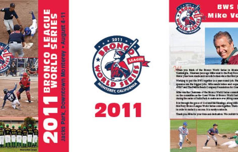 Bronco World Series Program