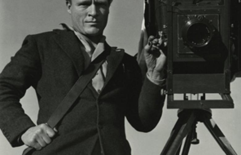 Brett Weston at 100