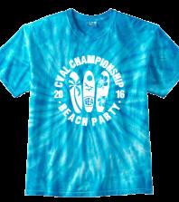Swim Team T-shirt Design