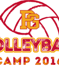 PGHS Volleyball Camp 2016