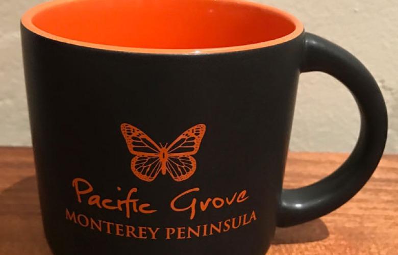Pacific Grove Chamber of Commerce Mug