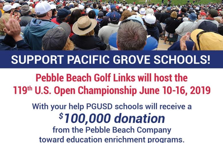 US Open Volunteer Postcard