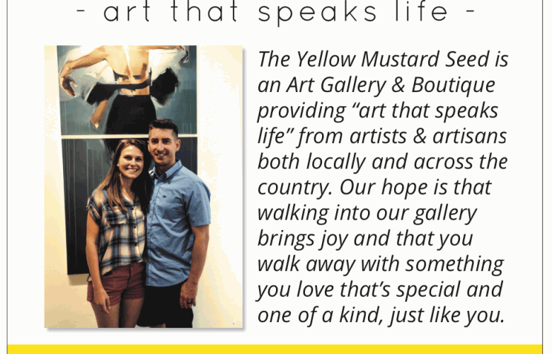 The Yellow Mustard Seed Ad